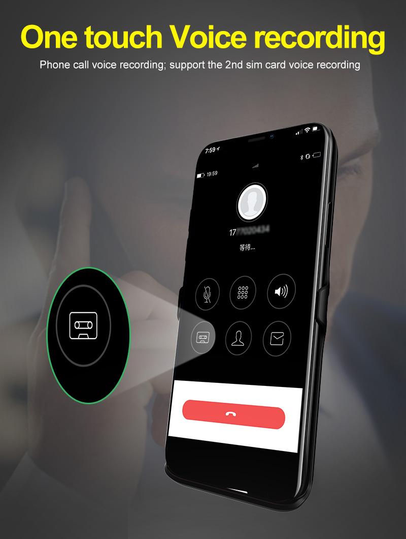 Dual Sim Standby 2sim Super Thin Power Bank Phone Case For Rsim Update Dongle World Videohttps Youtube Algrkv9eze8