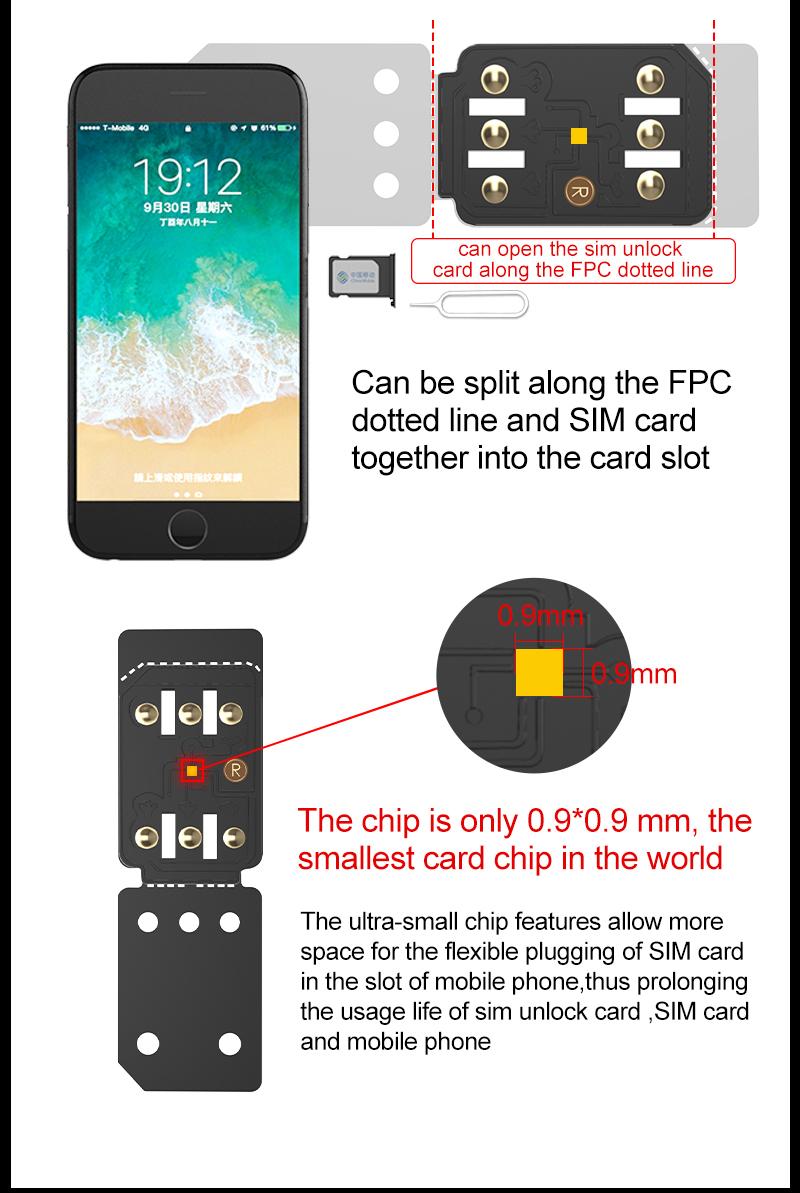 R-Sim14 NEWEST SIM Unlock for iPhone xs mas ~5s - GSM-Forum