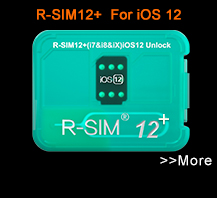 Unlock iPhone X MAX/XR/XS/X/8/7/6S/6 iOS7 with R-SIM,support IOS 12